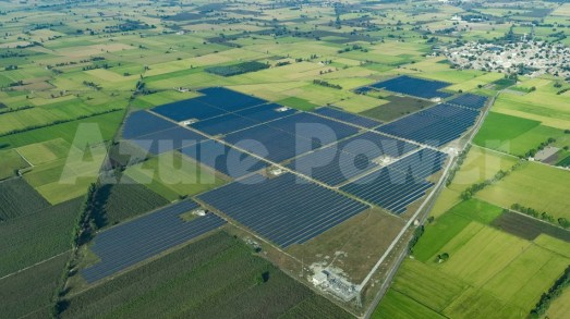 Azure-Power-Solar-Plant